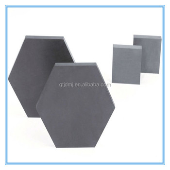 Bulletproof B4C Plate / Differ Shape Harded Block/ Boron Carbide Tool Plate