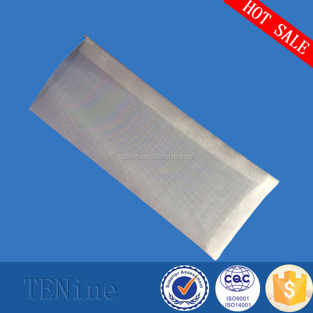 Food grade Nylon 120 micron rosin filter silk screen