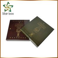 China manufacturers high glossy elegant wooden gift box luxury wooden box