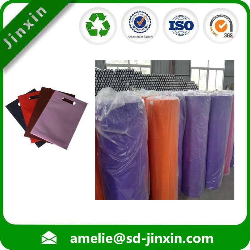 Raw meterials for promotional non woven shopping bags