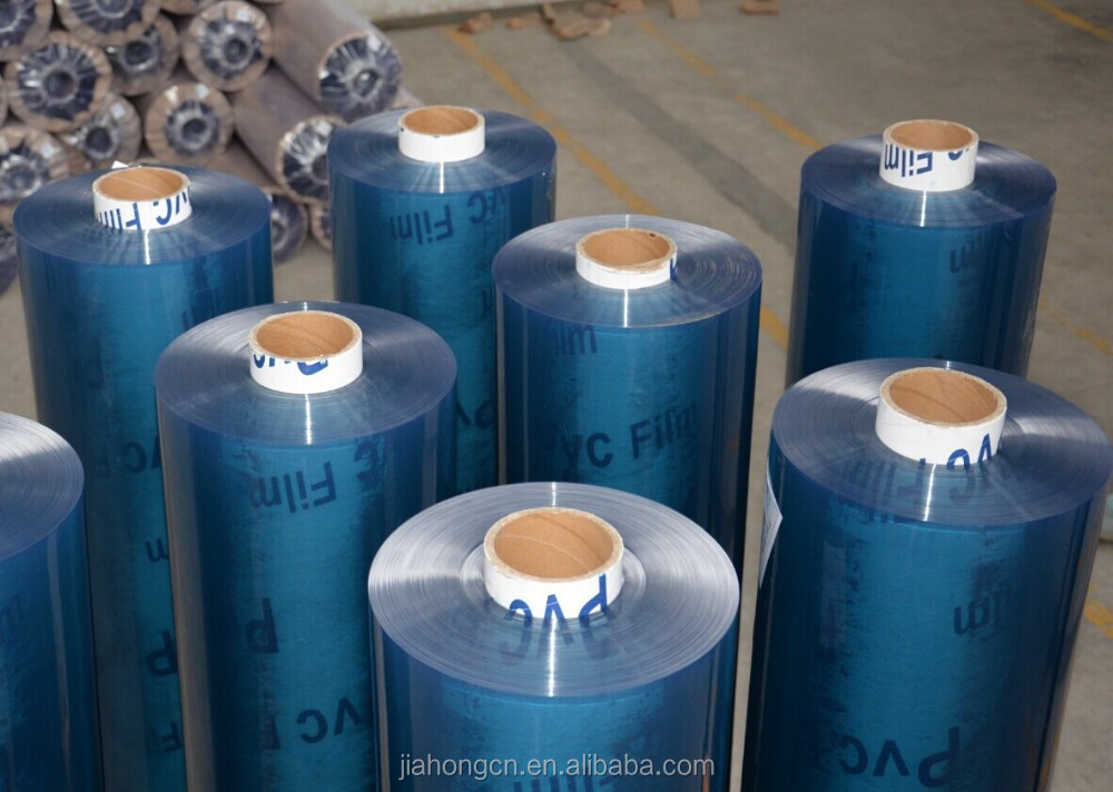 PVC FILM FOR SUPER CLEAR TRANSPARENT FILM