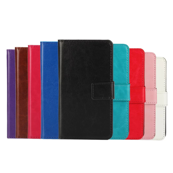 Wholesale new arrival flip case smart wallet leather phone hull card slot design back case for iPhone 7 plus
