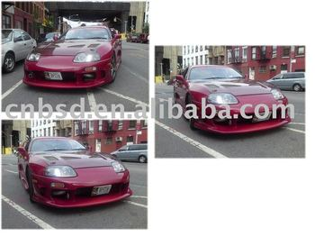 Body Kits of the style D Sport for Toyota Supra