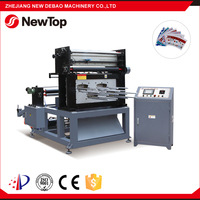 NewTop CE SGS Certificated Wenzhou Manufacturer To Make Paper Cup Fan Blank Die Cutting Machine