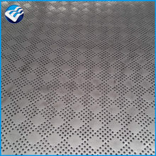door mesh aluminum carbon steel perforated metal screen
