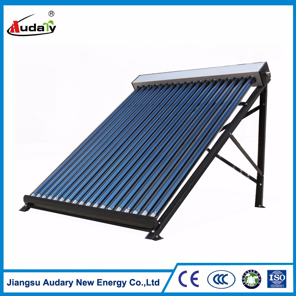 Selective Coating 18 Tubes Solar Collector