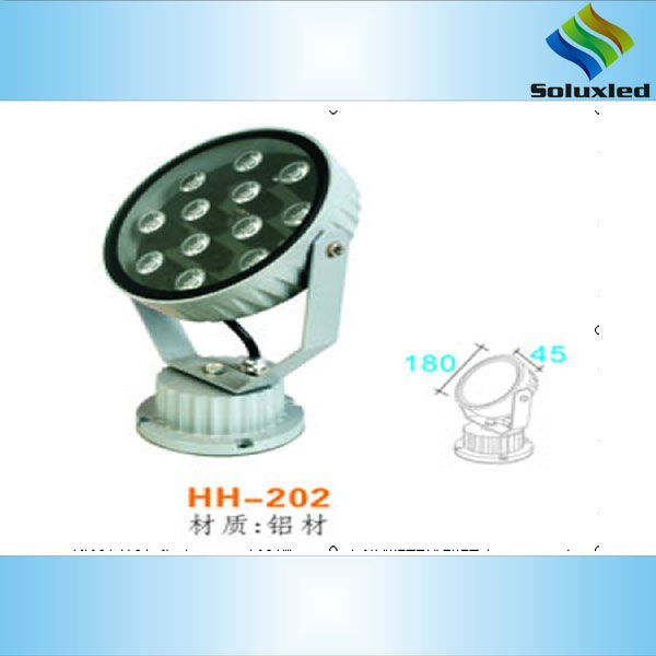 12w die-casting aluminium led housing manufacturer