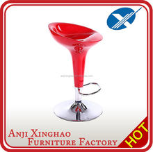 Modern adjustable swivel ABS bar stool furniture for sale XH-101