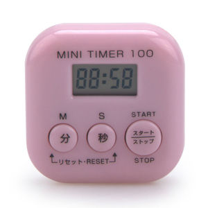 High Quality Mini Digital Kitchen Electronic Timer with Magnet