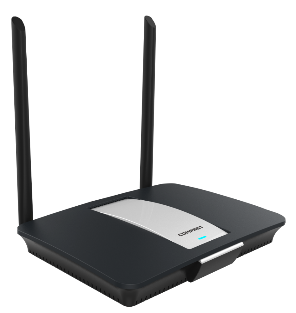 2015 Hot Selling OEM Router COMFAST CF-WR610N 300Mbps QAC9531 Network WiFi Router with 5Dbi Double Antennas