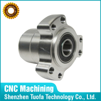 tractor and machinery parts cnc machining