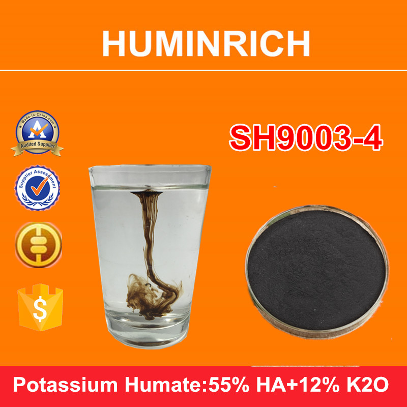 Huminrich Biologically Active Soil Consider Best Humic Acid Rate