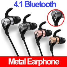 Fashion sport stereo bluetooth headset bluetooth V4.1 wireless headset,bluetooth sport earphones
