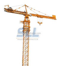Zhengzhou Sincola Favorable Price Of Tower Cranes from best Supplier or Manufacturer