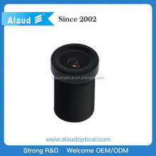 3.6mm 3mp m12 board lens lens with IR cut filter for cctv camera