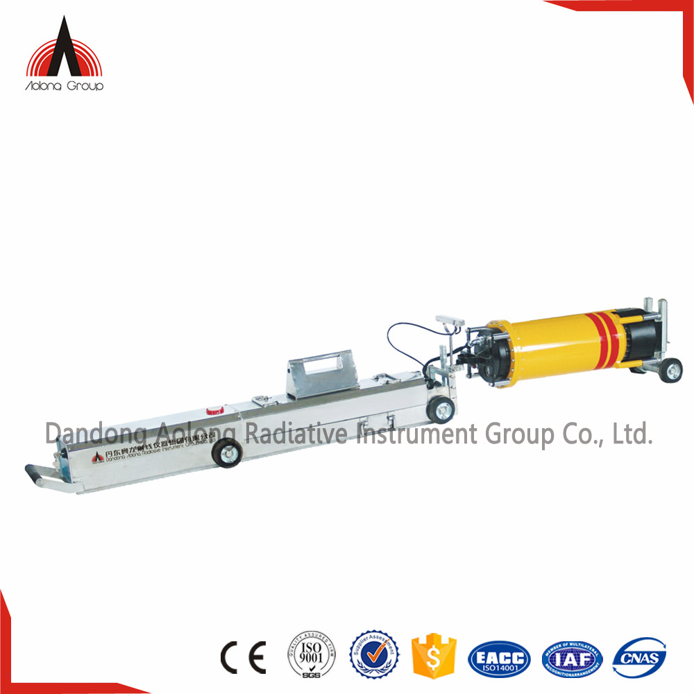 Industrial X-ray NDT Weld Testing Pipeline Crawler
