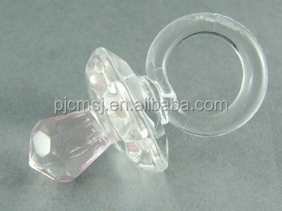 New Design - cheap crystal pacifier for baby gifts
