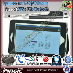 Quad core mtk6589 android tablet phone