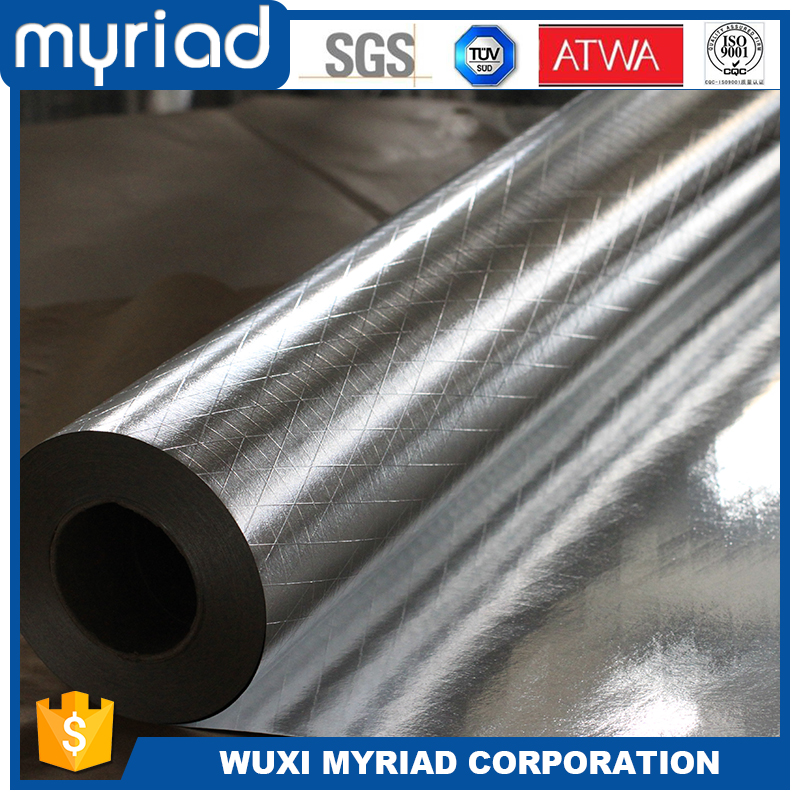 high reflective vacuum polyethylene pipe insulation