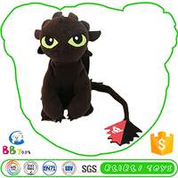 2015 Popular Best Quality Cheap Price Custom Made Funny Plush Toy How To Train Your Dragon