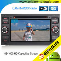 "Erisin ES2301F 7"" Capacitive Touch Screen Car DVD for Mondeo 2003"