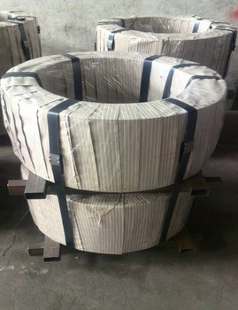 Stainless steel Aisi 420B, 2B finish, cold rolled strip in coils