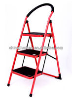 folding ladder, household ladder with EN131 certificate, fashion design ladder