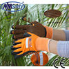 NMSAFETY maxiflex gloves safety gloves / bulk nitrile dotted gloves