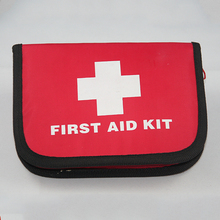 China high quality compact first aid kit home medical package promotional eva first aid case