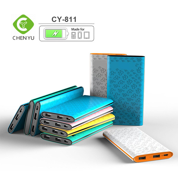 2016 Power Bank Case With CE &Rohs DC 5V 8000mAh
