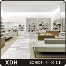 Chinese Supplier Shoe Bags Shop Design Decoration for Shoe Store