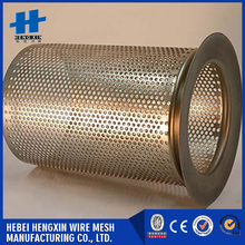 Hot selling Stainless steel filter mesh cylinder for water treatment