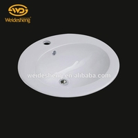 New products counter tops wash basin, standard ideal wash basins, modern counter top basin