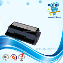 use for printer e220, toner 12S0400