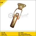 Chromed steel hasp industrial steel hasp