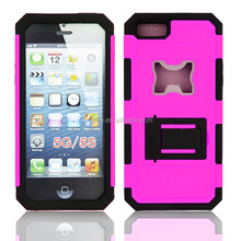 For Apple iPhone 6 iPhone 5S rugged hard stand protective case with bottle opener