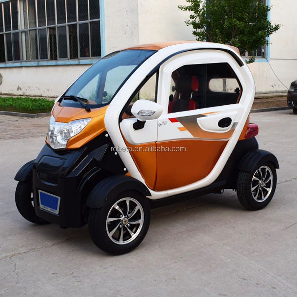 Professional production wholesale mini four-wheel electric vehicle