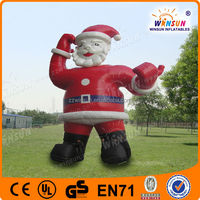 Giant outdoor cheap christmas inflation