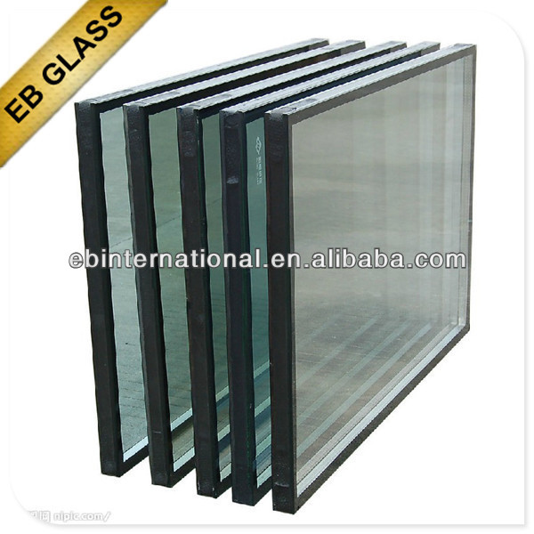 insulated glass, double glazed glass for windows,double pane glass