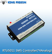 Low cost Telemetry RTU controller and alarm Home Automation Controllers/Consoles