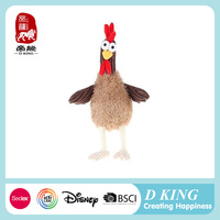 China OEM and wholesale stuffed cartoon plush animal sex toy chicken