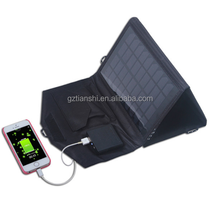 best selling products portable solar charger panel folding and flexible solar chargers