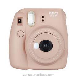 Fujifilm Instax Mini 8 Plus Instant Polaroid Photo Film Fuji Camera - Cocoa