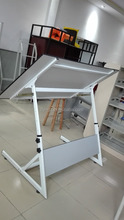 Adjustable height drawing table, drawing desk drawing table (CT-27)