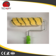 Acrylic competitive price PP+TPR handle decorative paint roller
