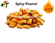Wholesale crispy chilli flavor coated spicy peanuts Spicy Fried Peanut Flavor peanut OEM service for crispy spicy peanuts