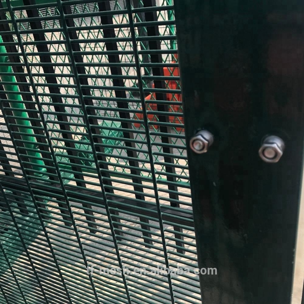 Alibaba Trade Assurance Double Wire Fence ( Galvanized & Pvc,Vinyl ...