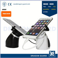 Security for phone & Smartphone security display holder & Alarming mobile phone display security