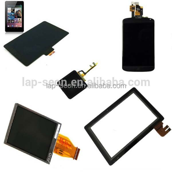 "10.1"" Black Acer W510 LCD Touch Screen Assembly"