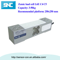 Zemic L6E 100kg 200kg load cell for counter scales